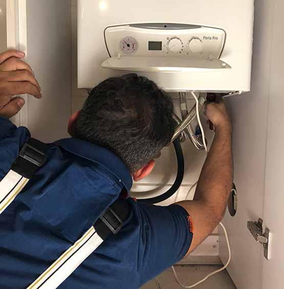 خدمات تعمیرات پکیج در تهران